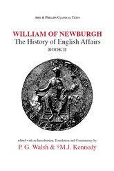 William of Newburgh: The History of English AffairsBook 2